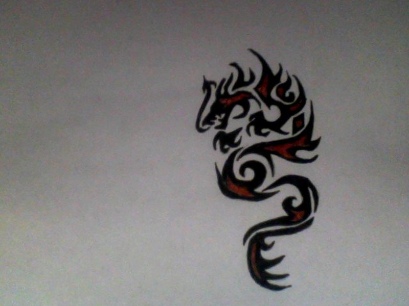 Dw Bad Wolf Tattoo