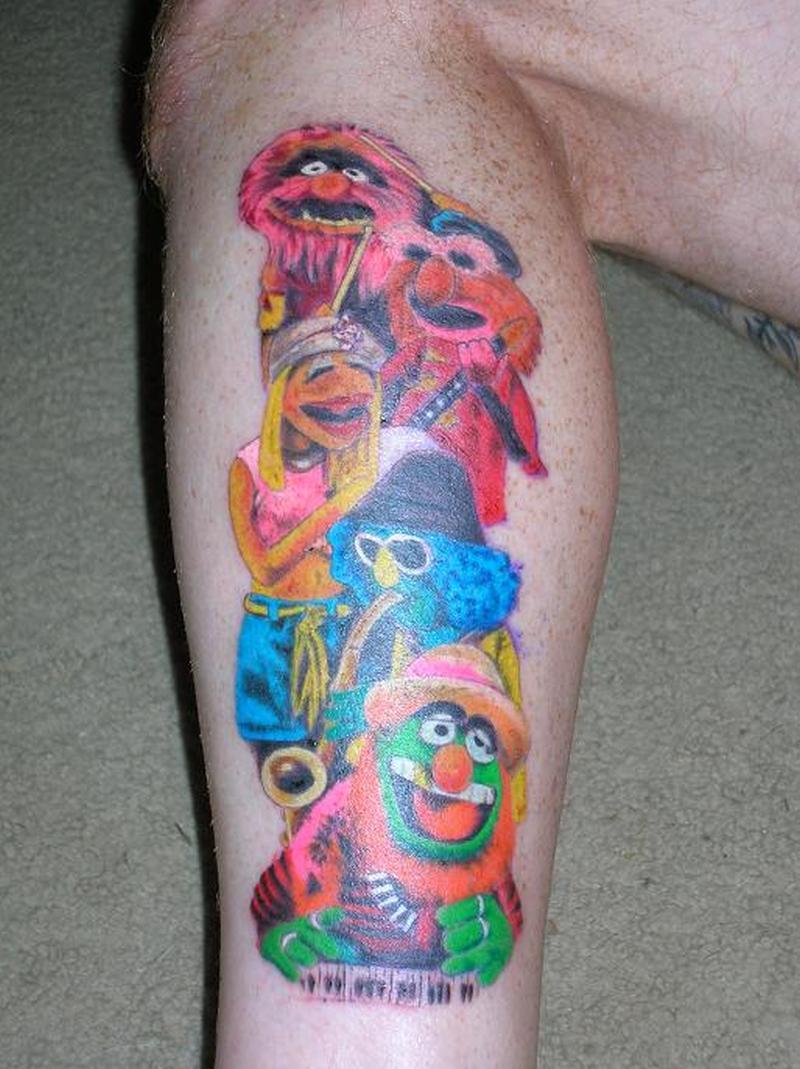Electric Art Tattoo