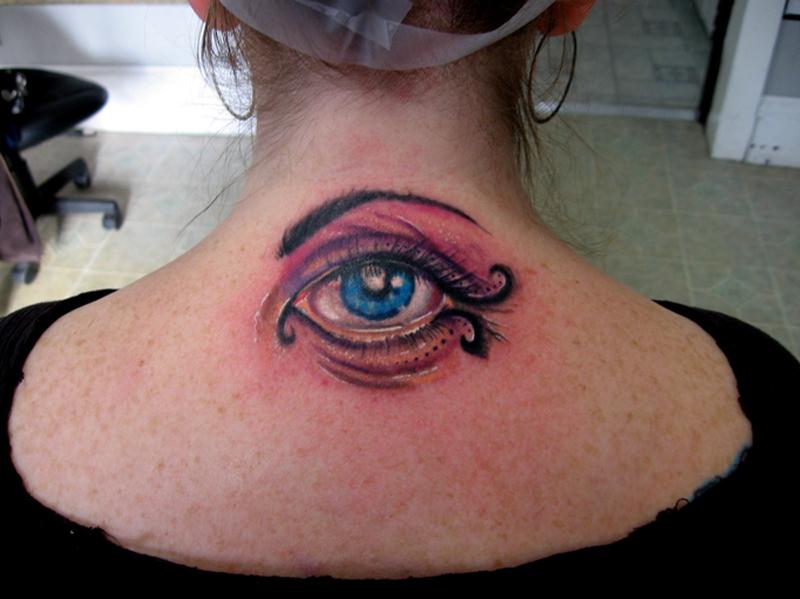 Eyeball Tattoo Pics