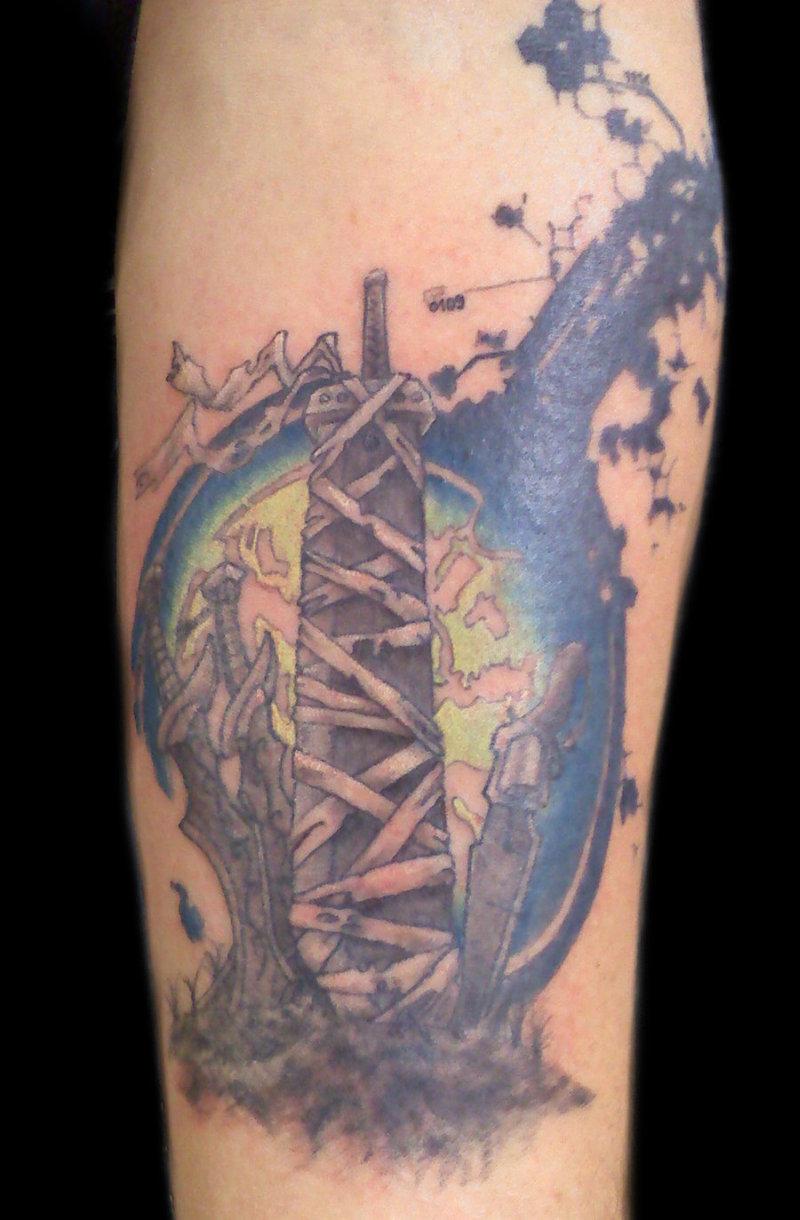 Final Fantasy Tattoosk