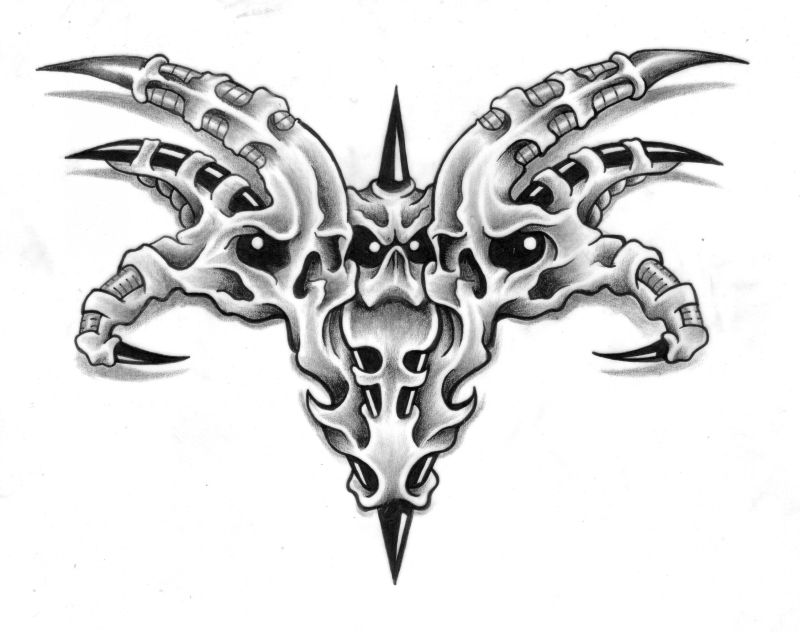 Free Lower Back Tattoos Designs
