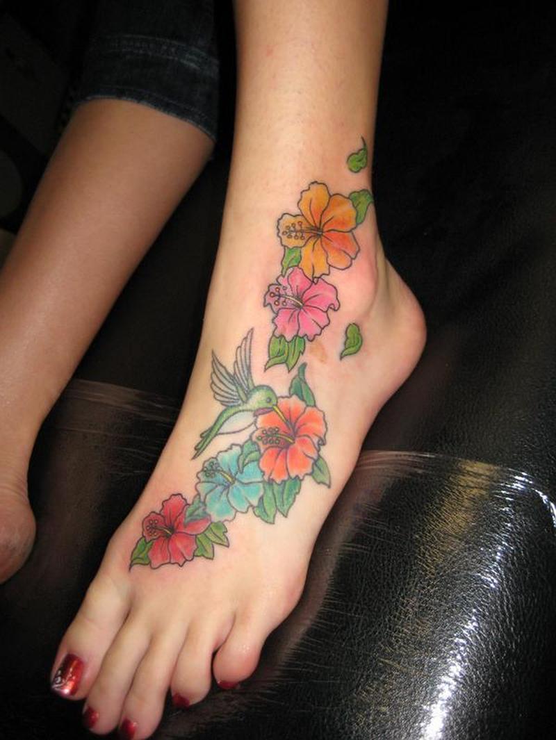 4354002f5a26f Hawaiian Flowers Tattoos Designs - Tattoos Book - 65.000 Tattoos Designs
