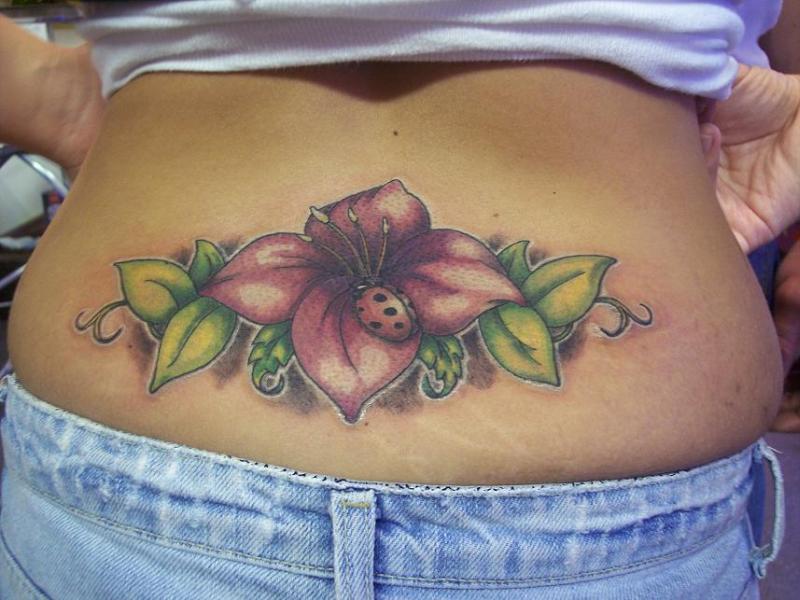 Lower Back Tattoos Ideas