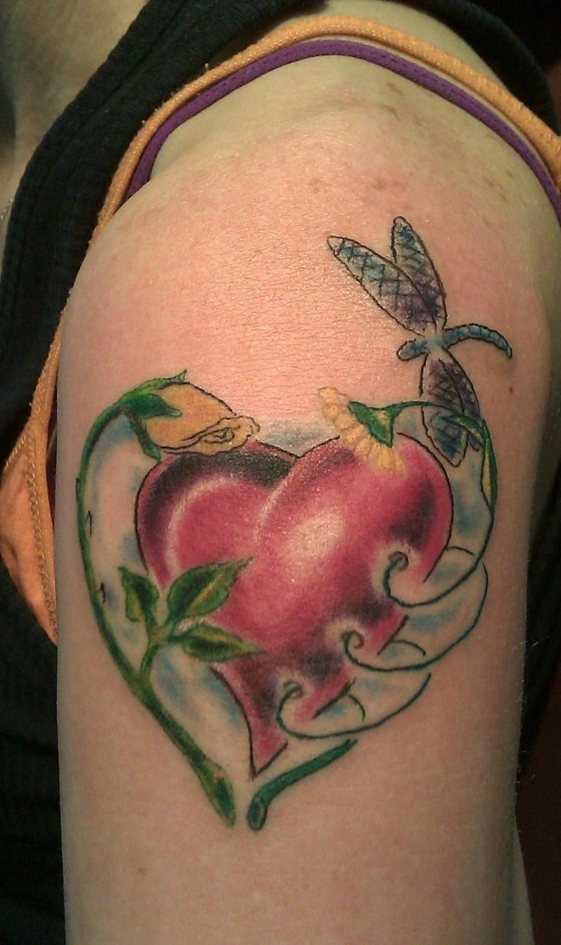 September Birth Flower Tattoos