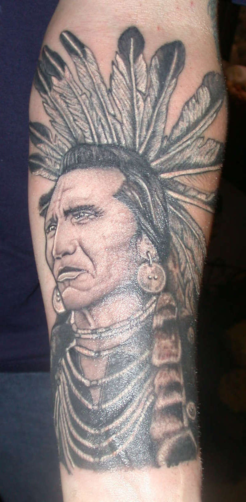 Tattoos Designs Native American