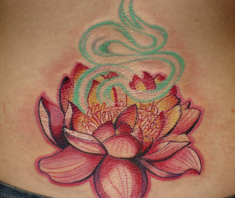 Tattoos Lotus Flower Designs