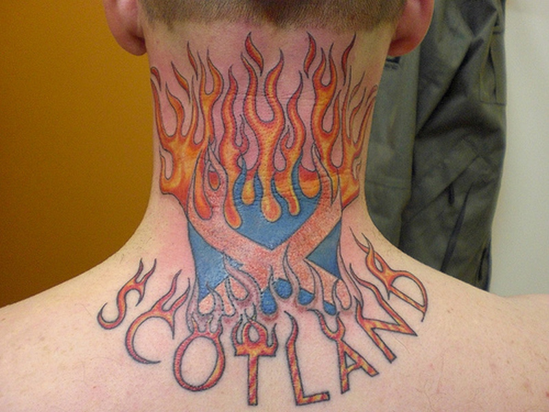 Tattoos Pictures Of Flames