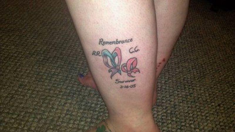 Thyroid Cancer Awareness Tattoos Tattoos Book 65 000 Tattoos Designs