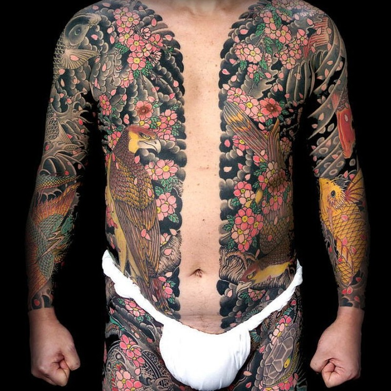 Traditional Asian Tattoo Designsi