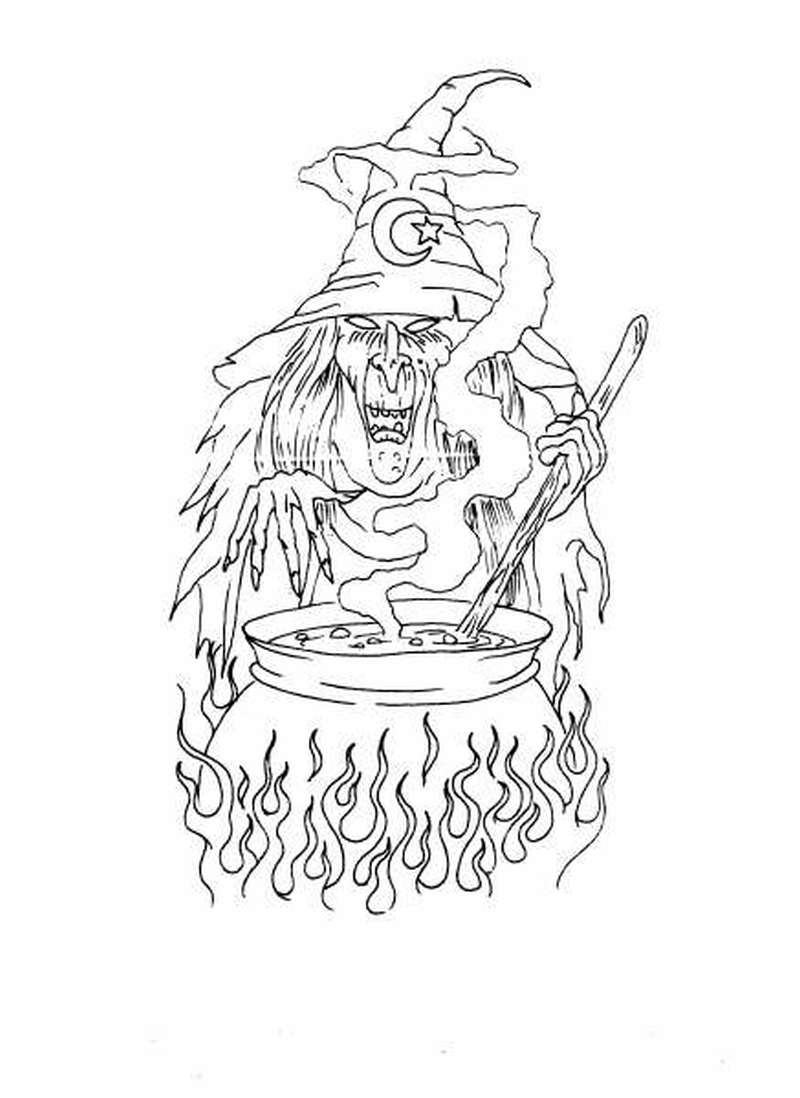 Another fantasy tattoo sample