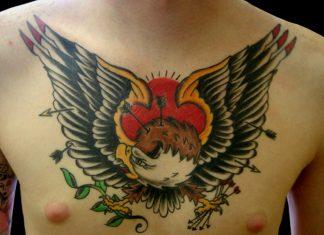 61518324f691a Head tattoos - Page 8 of 13 - Tattoos Book