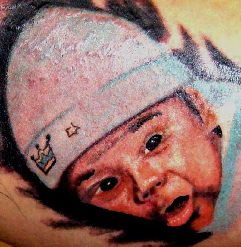 Awesome baby boy tattoo tattoos book for Baby s first tattoo book