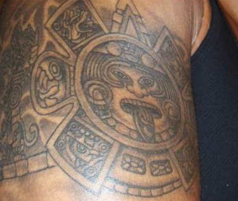 Aztec designs2 tattoo