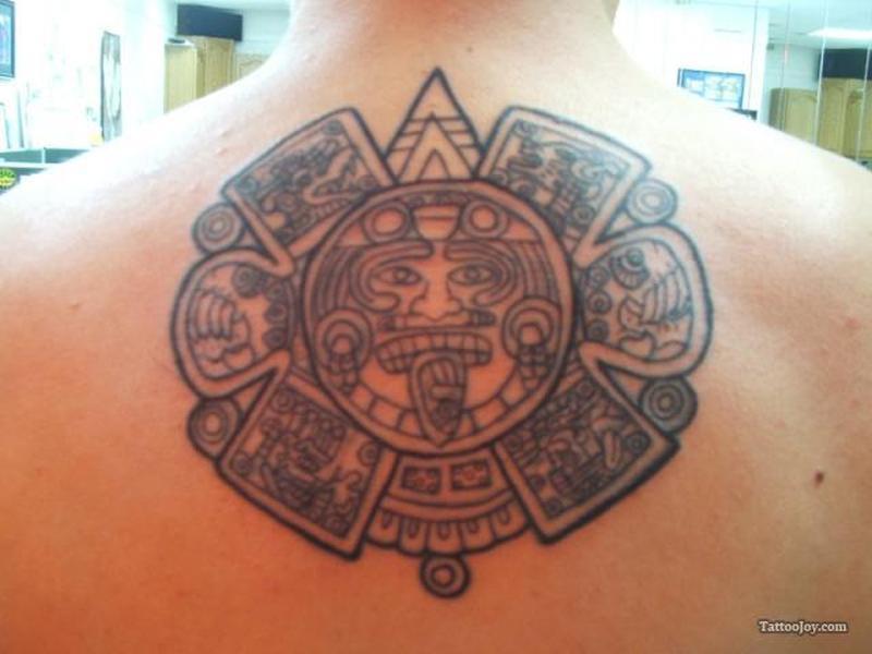 aztec history tattoo tattoos book tattoos designs