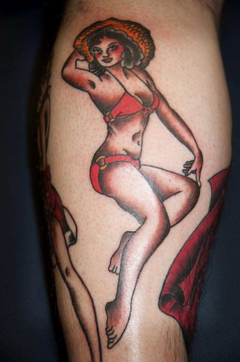 Beautiful anchor girl tattoo tattoos book for Tattoo girl book