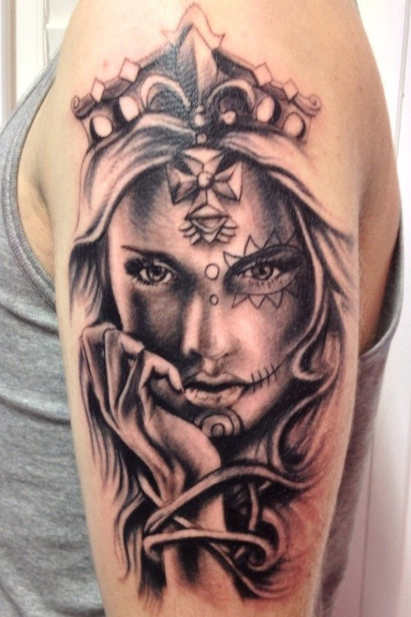 book of the dead tattoo