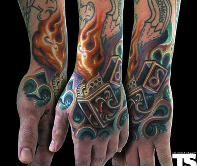 Best 3d biomechanical tattoo design