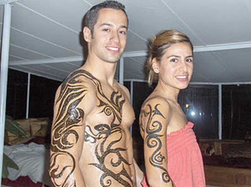 Best couple tattoo