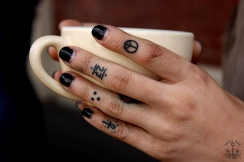 Best finger tattoo designs 2