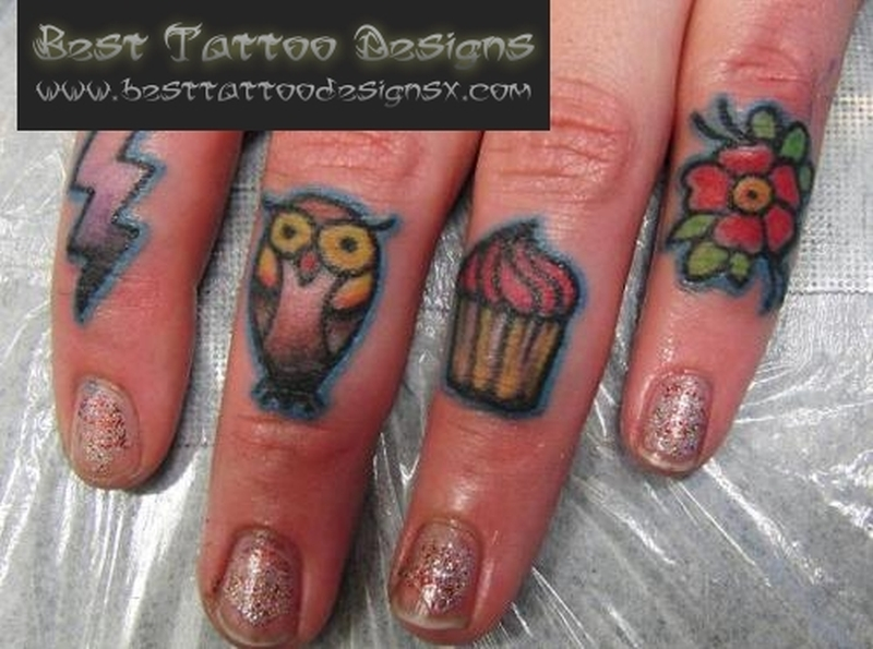 Best finger tattoo designs 3