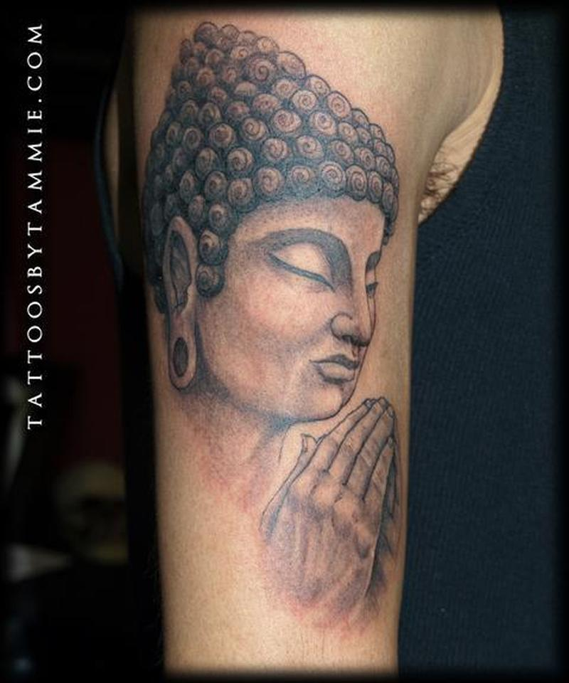 biceps buddha tattoo design tattoos book tattoos designs. Black Bedroom Furniture Sets. Home Design Ideas