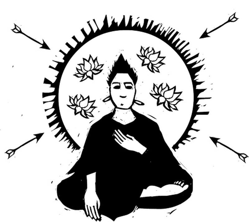 Black Buddha Tattoo Design Tattoos Book 65000 Tattoos