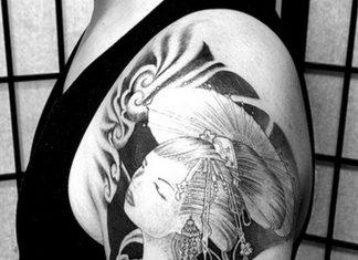 Geisha Tattoos Tattoos Book