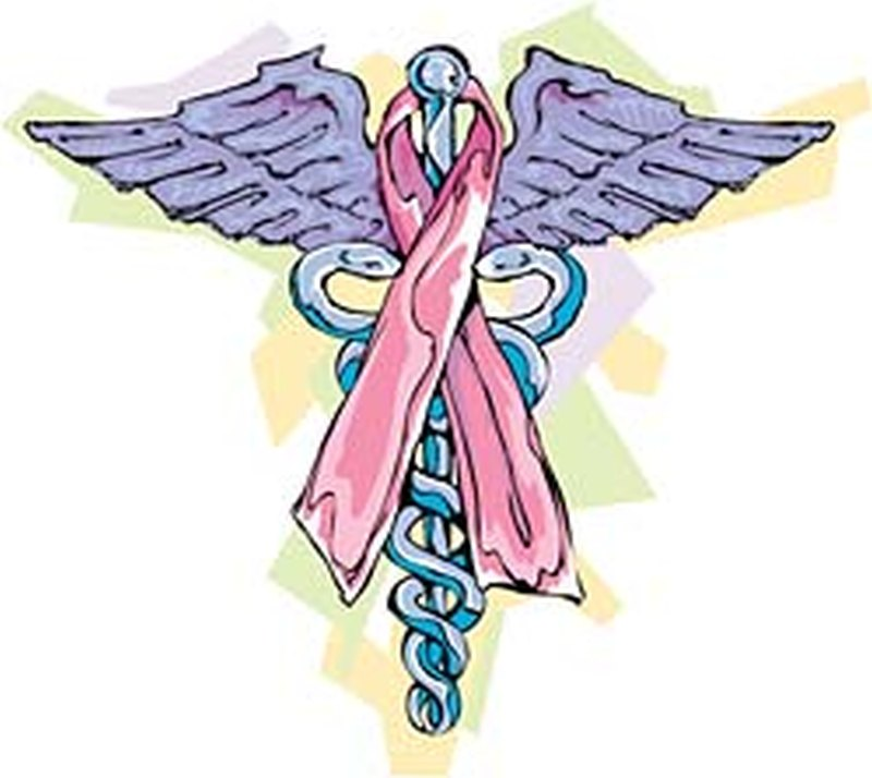 Breast cancer memorial tattoo design