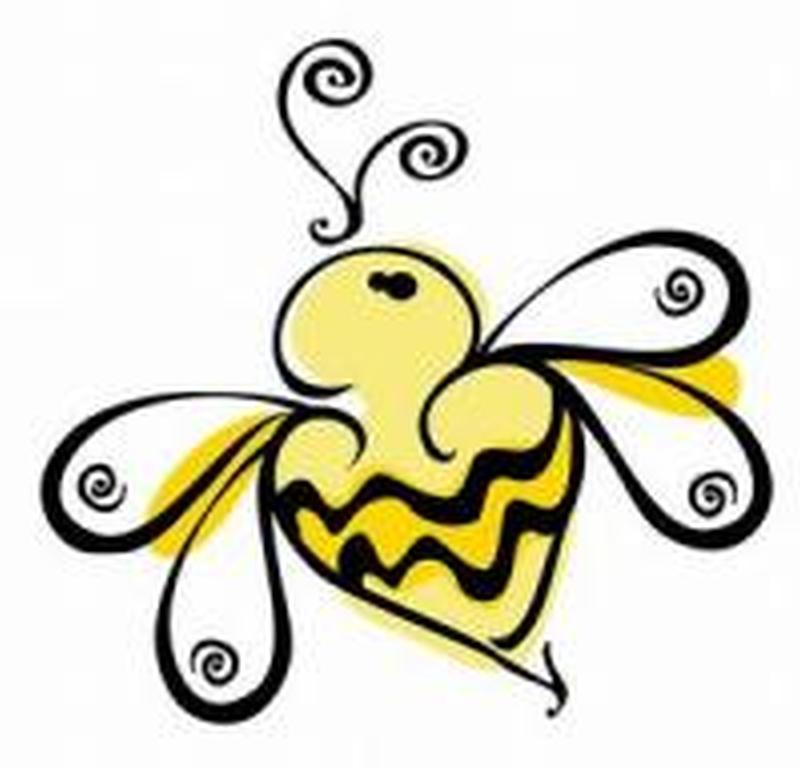 Bumblebee symbol tattoo