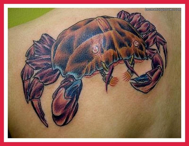 Cancer tattoo photo