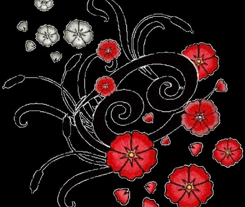 Cancer zodiac sign tattoo design