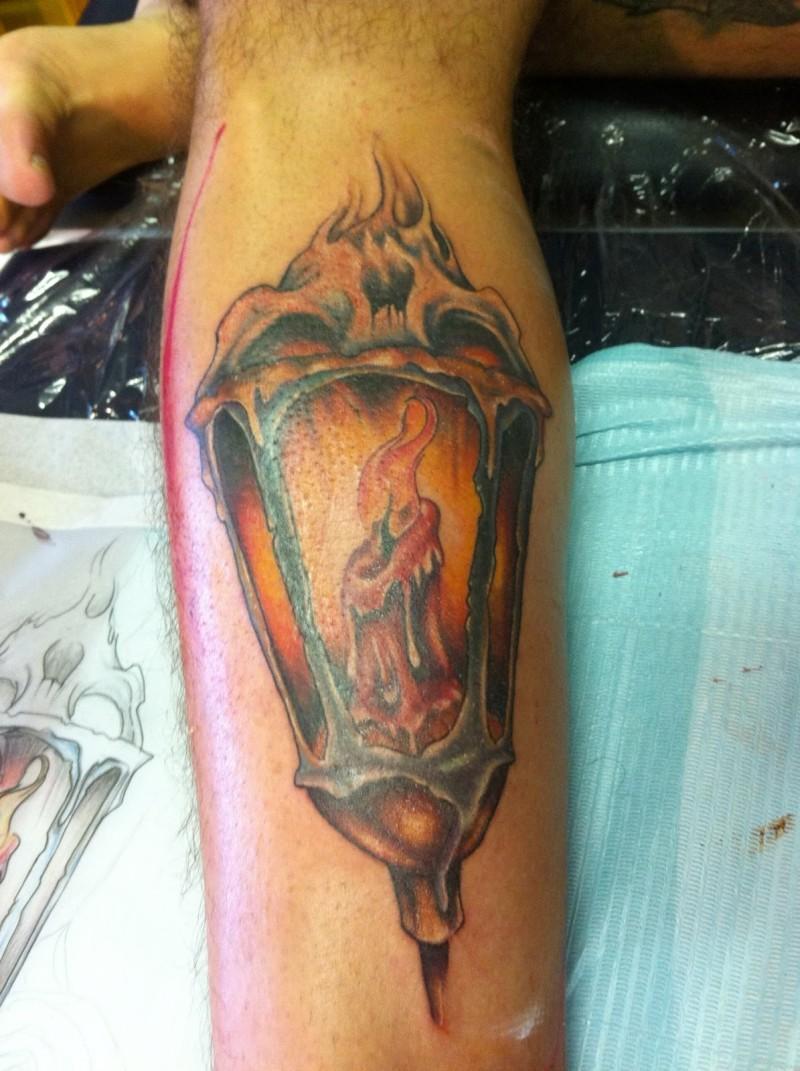 Candle Lantern Tattoo Tattoos Book 65 000 Tattoos Designs