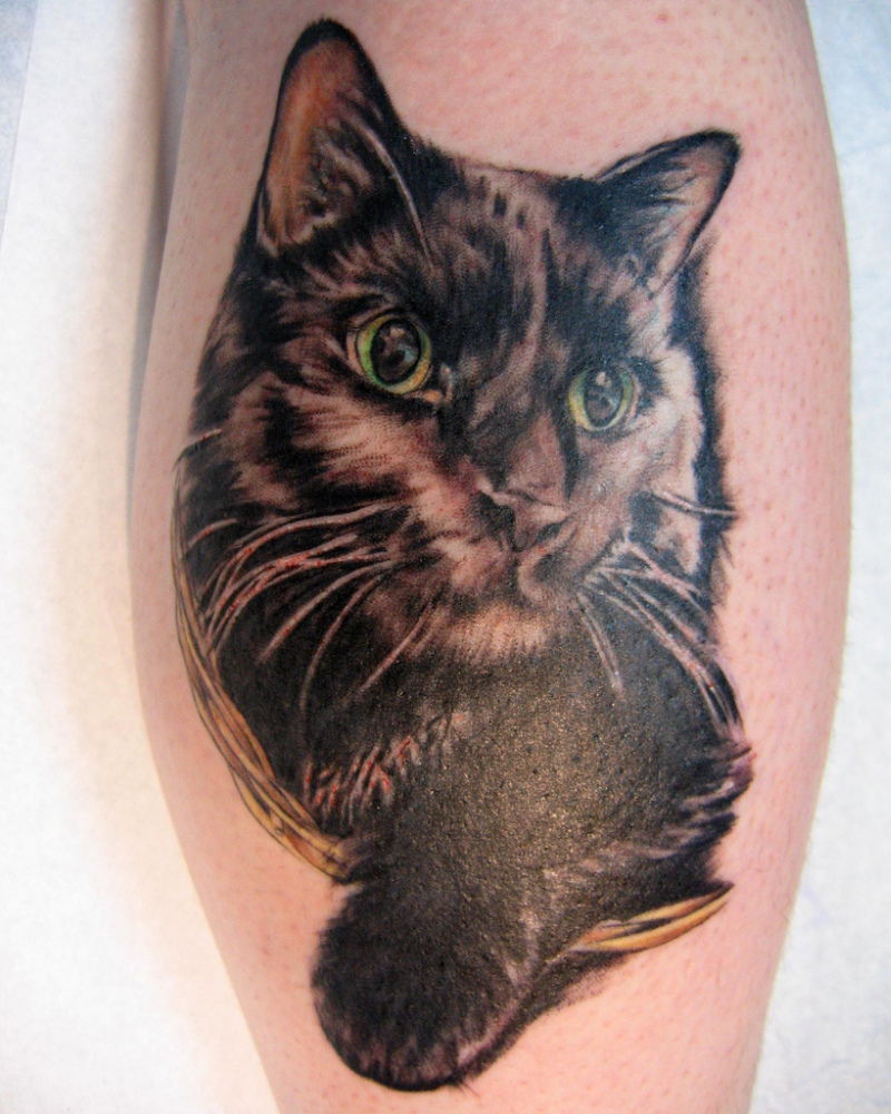 cat tattoo design for girls tattoos book tattoos designs. Black Bedroom Furniture Sets. Home Design Ideas