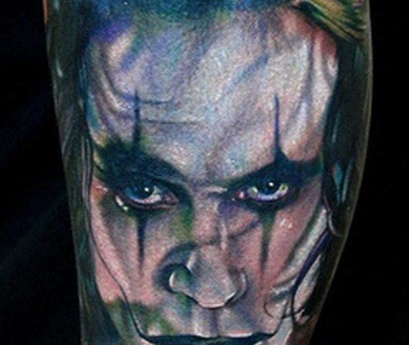 Cecil porter horror tattoo design