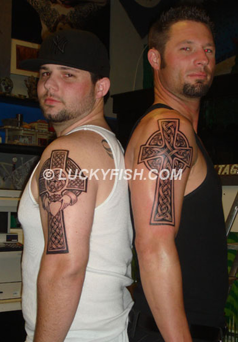 Celtic Cross Tattoo Designs For Brothers Tattoos Book 65 000