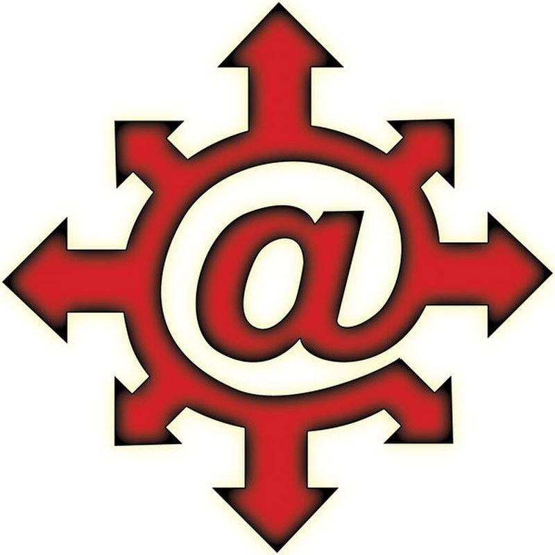 Chaos star geek tattoo sample