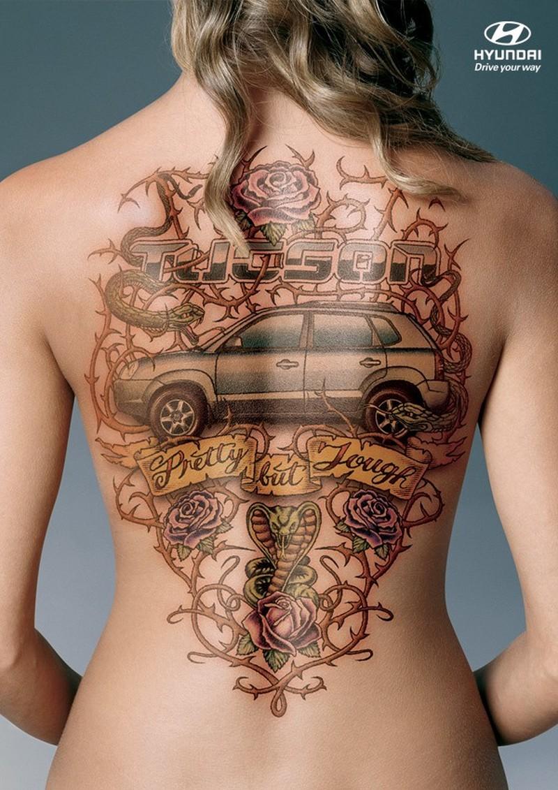 Наличие татуировки может стать причиной отказа в приеме на 32