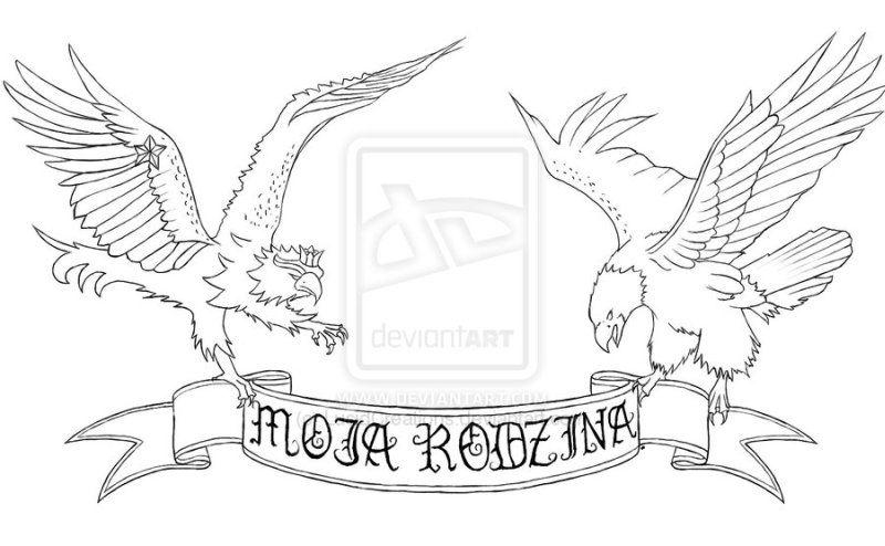 Eagles tattoo designs