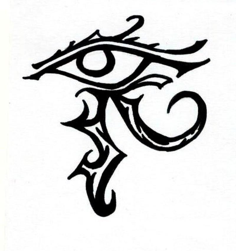 7ce656e027c26 Simple ollin eye tattoo design - Tattoos Book - 65.000 Tattoos Designs