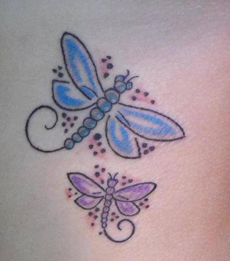 69b151e5e9942 Elegant dragonfly tattoo designs - Tattoos Book - 65.000 Tattoos Designs