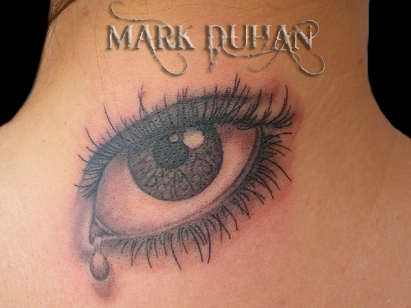 Eye tattoo image 2