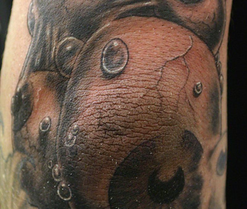 Eyeball tattoo design 3