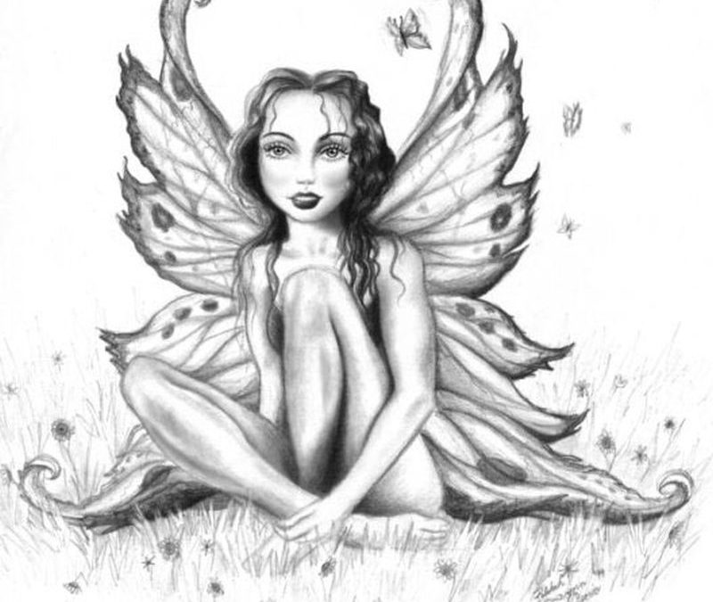 Fairy tattoo picture 3