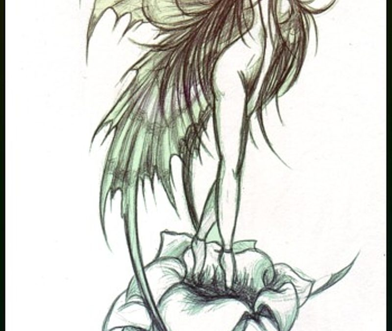 Fairy tattoo picture