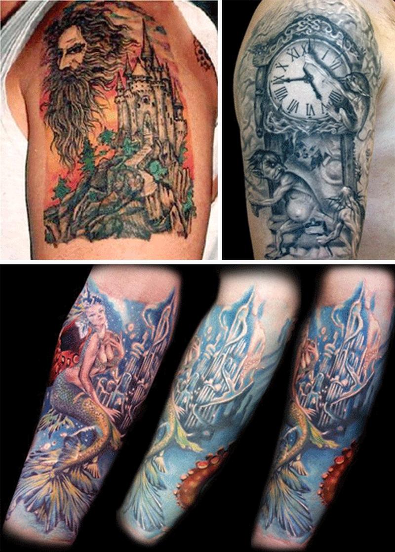 Fantasy tattoo pictures
