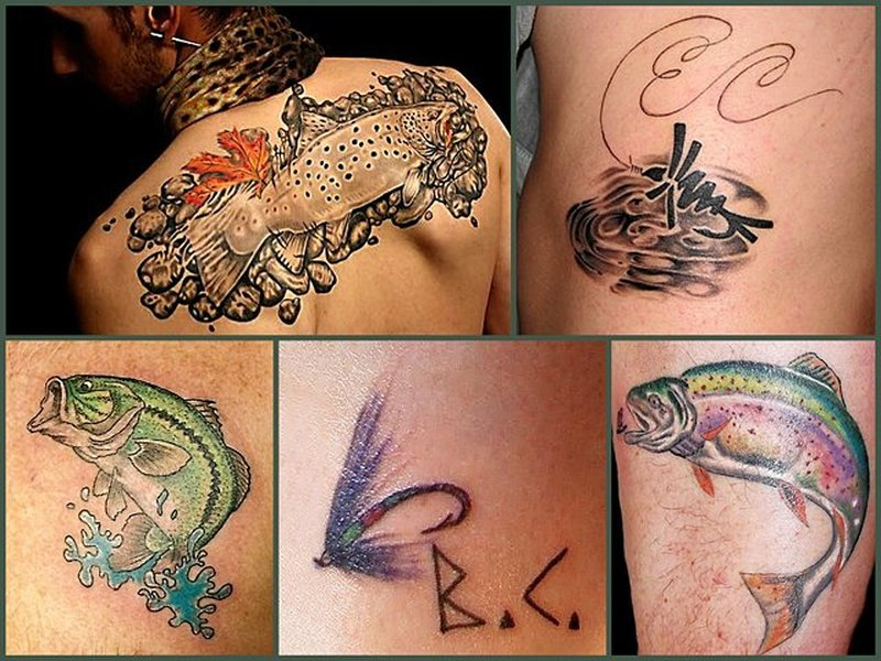 Fish tattoo pictures 2