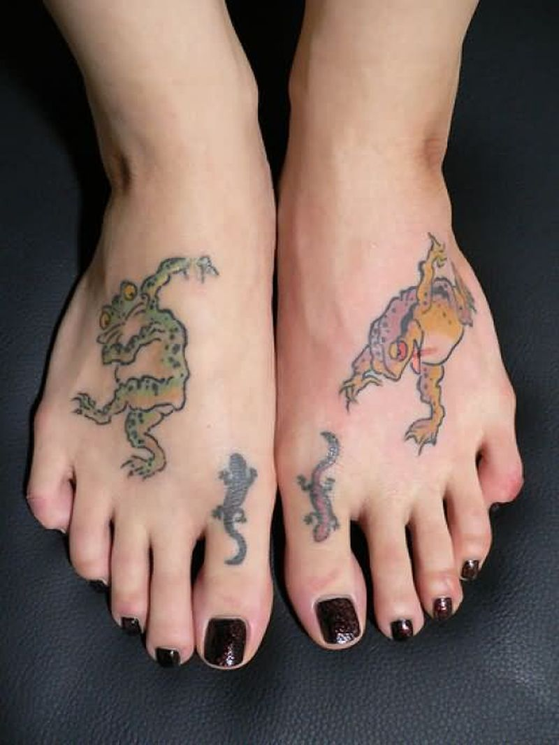 frog tattoo designs for feet tattoos book tattoos designs. Black Bedroom Furniture Sets. Home Design Ideas