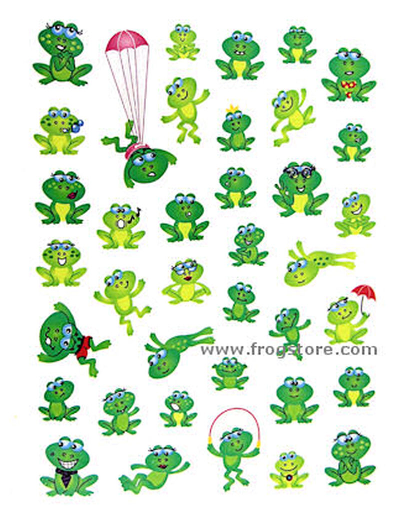 Frog tattoo store