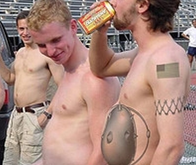 Funny tattoo designs for men