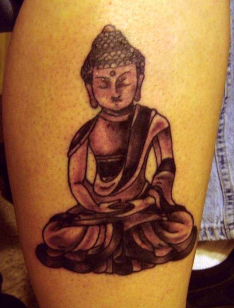 c7dc3988f92de Good buddha tattoo - Tattoos Book - 65.000 Tattoos Designs